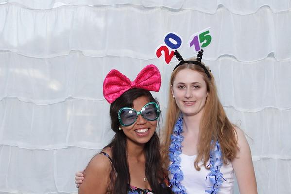 Annie's Graduation Party 6/26/15