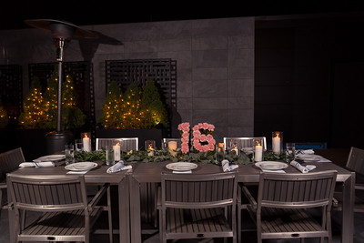 Annie's Rooftop Sweet Sixteen