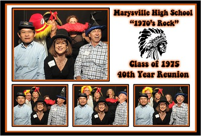 MHS Class of 75 Reunion