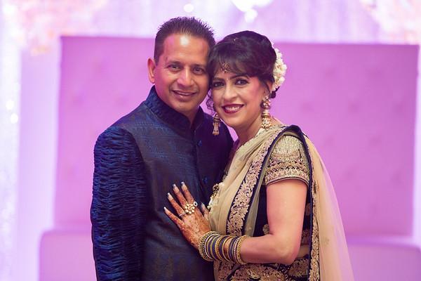 Archna & Praveen 25th Wedding Anniversary