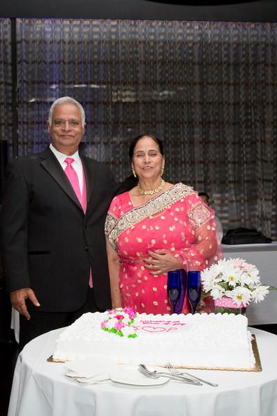 Mr & Mrs. Bhasin's 50th Wedding Anniversary
