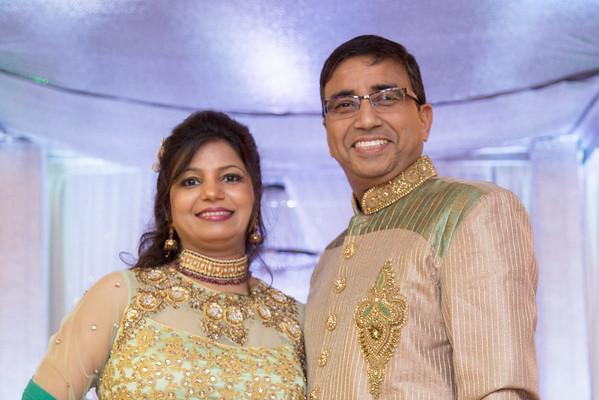 Deepak & Rashmi 25th Wedding Anniversary
