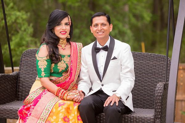 Naveen & Tina 15th Wedding Anniversary
