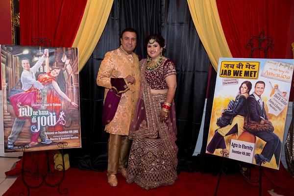 Ravi & Tuhina 25th Wedding Anniversary
