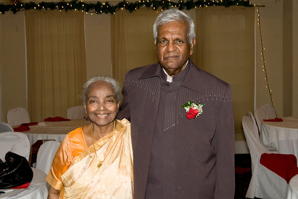 Sam & Margaret Koilpillai 60th Wedding Anniversary