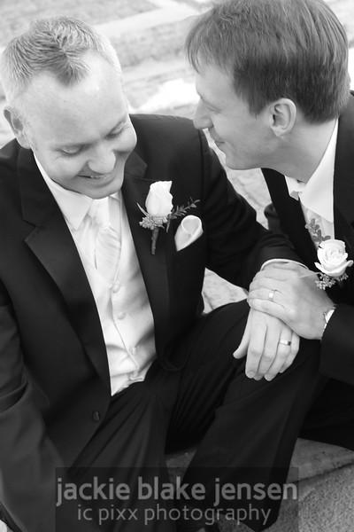 Jeff & Aaron :: Posed & Pre-Wedding