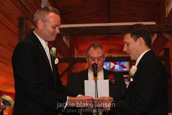 Jeff & Aaron :: Ceremony