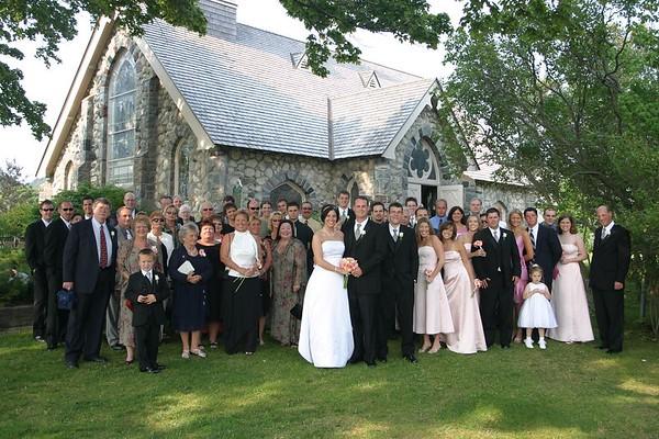 Dave and Amber Wedding, Mackinac Island, Michigan