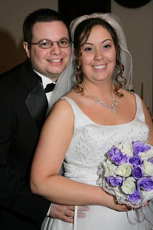 Johnny and Crystal Wedding