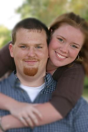 Scott and Lindsey - Engagement Photos