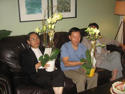 Cha Luc's 20th Anniversary