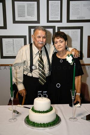 Gilbert & Delia Salas