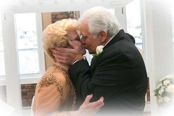 Joyce and Jerry Schiano's 50th anniversary