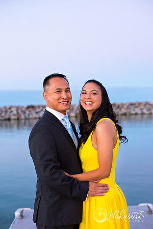Maile & Chue {10 Yr Anniversary Session}