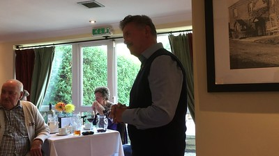 Mike's speech - Harrogate, 2nd September, 2017