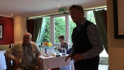Mike's Introductory remarks - Harrogate, 2nd September 2017