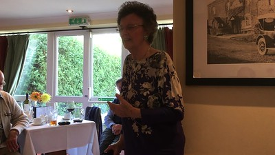 Meg's speech: Harrogate, 2nd September, 2017