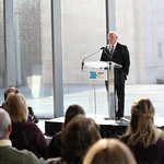 Speed Art Museum Chairman of the Board of Trustees Bruce Merrick.