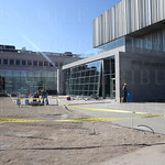 The Speed Art Museum is nearing completion with the Ribbon Cutting Ceremony set for Saturday, March 12 at 10:00 am.