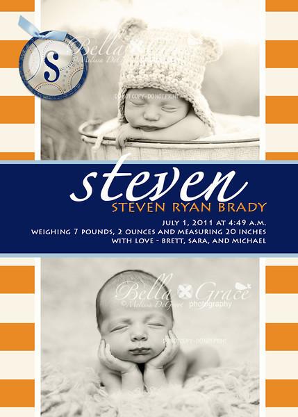5x7: Steven