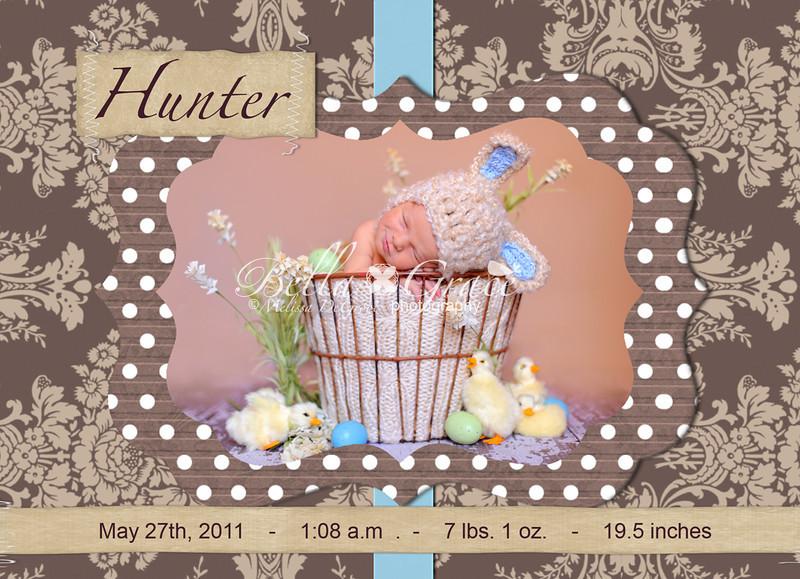 Hunter: 5x7