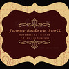 James Luxe Ornate 5x7 (back)