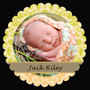 Jack Riley Luxe scalloped 5x5 (front)