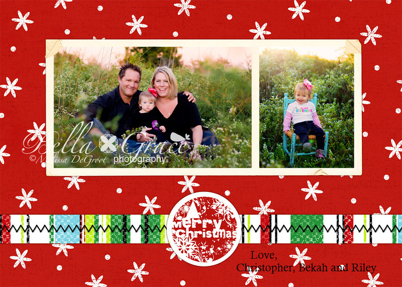 Joyful Christmas 5x7