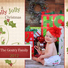 Holly Jolly 5x7, horizontal.