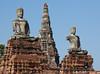 AYUTTHAYA  Wat Chai Watthanaram