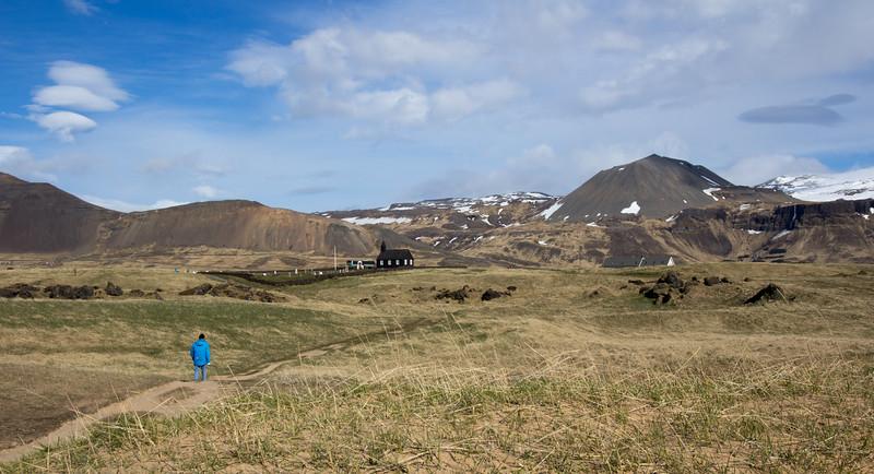 Snæfellsnes Peninsula, Iceland.