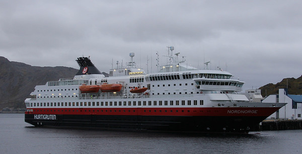 Iceland/Norway, Part 3:  Norwegian Coastal Voyage, Bergen to Kirkenes - October 2012