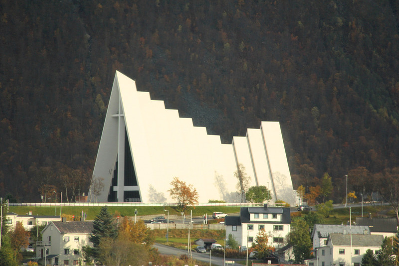 Tromso, Norway - Arctic Cathedral