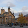 Tromso - Domkirke, one of Norway's largest wooden churches   It's a Lutheran church