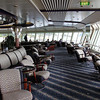 A sitting room on the 7th deck