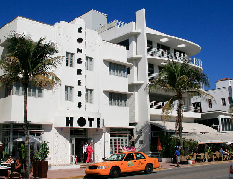 Ocean Drive, South Beach, Miami Beach