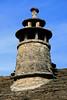 Santa Cruz de la Serós-chimney