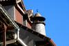 Ansó - chimney