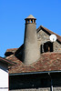 Ansó-chimney