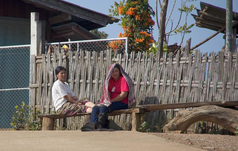 Doi Chaang village, N  THAILAND (1)