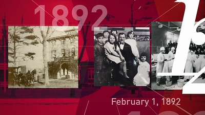Temple University Hospital: 125th Anniversary Video
