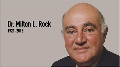 2018 Acres of Diamonds Gala - A Tribute to Milton Rock