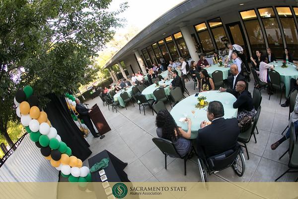 Annual Alumni Reception