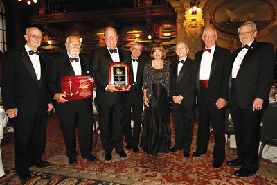 Annual Awards Dinner - New York Yacht Club 2016