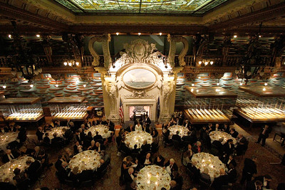 Annual Awards Dinner - New York Yacht Club 2017