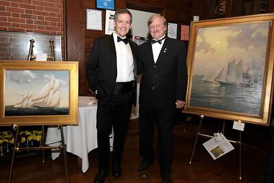 NMHS_2019_061 Marine Artists Leonard Mizerek and Nicolas Fox
