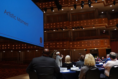 Arsht Center - Annual Board Meeting