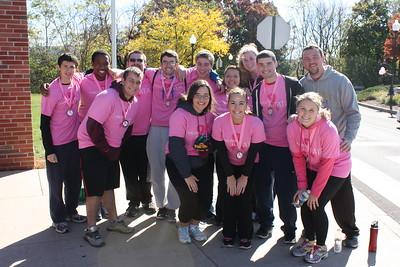 Breast Cancer Walk 2014