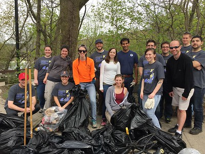 Annual Charles River Clean-up