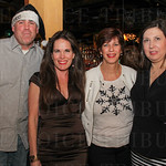 Tim, Angela Fowler, CarolBeth Kelly and Nina V.